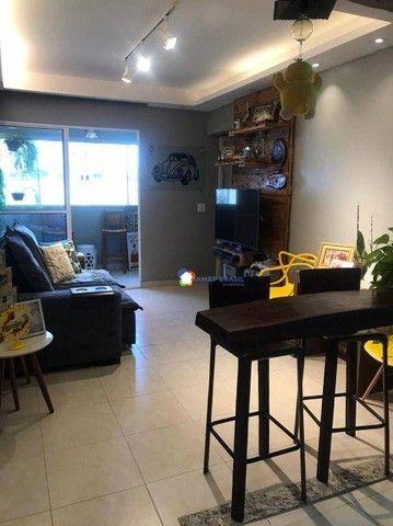 Apartamento com 2 dormitórios à venda, 64 m² por R$ 249.000,00 - Parque Amazônia - Goiânia - Foto 2