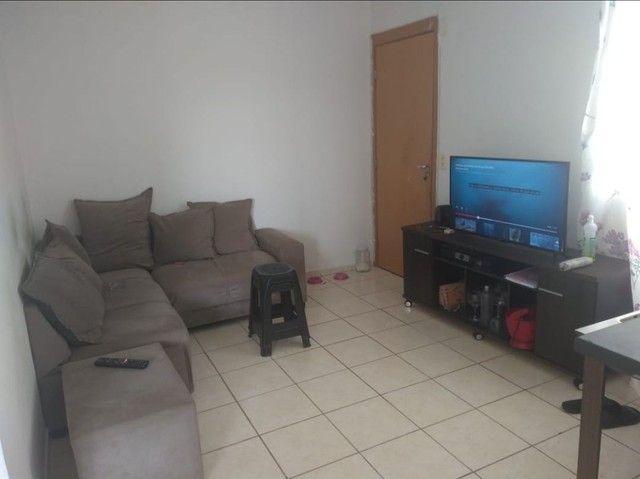 Vendo ou troco ágio de apartamento aceito carro como pagamento - Foto 6