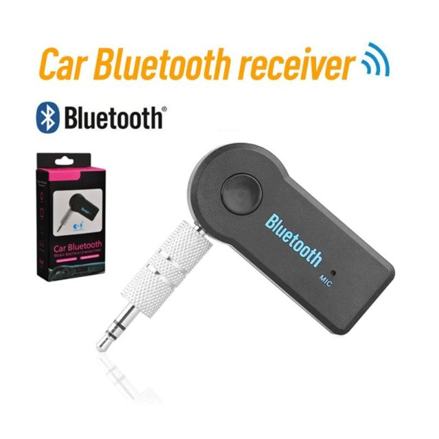 Adaptador Bluetooth para Som Automotivo Receptor Buetooth para Som Antigo - Foto 2