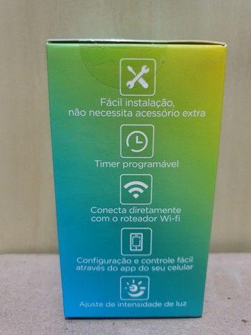 Smart lâmpada WiFi Positivo Casa Inteligente - Foto 2