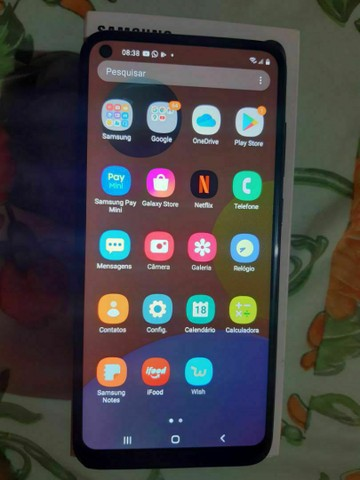 Samsung Galaxy A11 novo na caixa todo original  - Foto 4