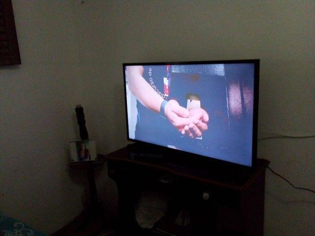 Tv led 43 polegadas. - Foto 5
