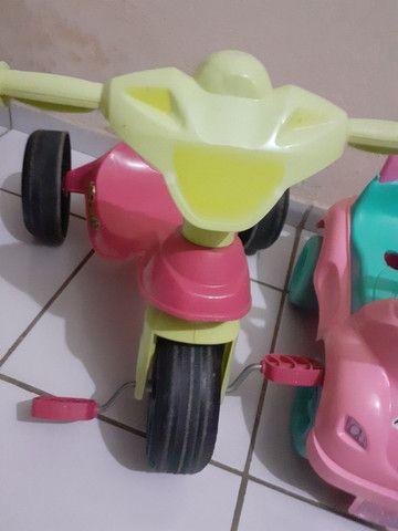 Triciclo e totoquinha ( brinquedos) - Foto 2