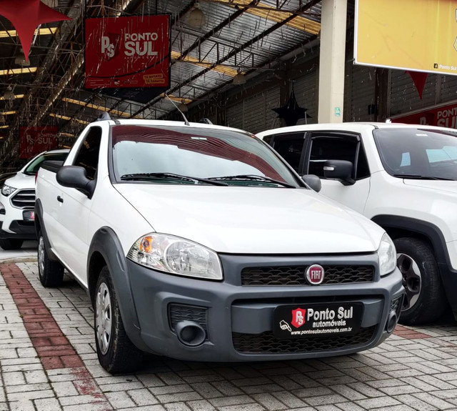 ML- Fiat Strada 1.4 Hard working 2020! - Foto 3