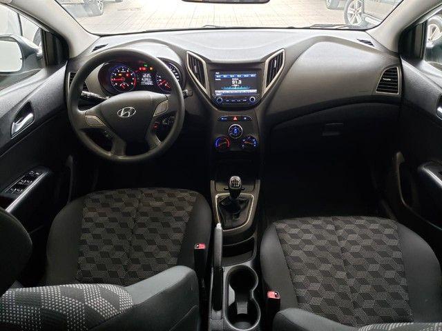 Hyundai Hb20 Ha 1.6 Comfort Plus Branca - 2019 - Foto 12