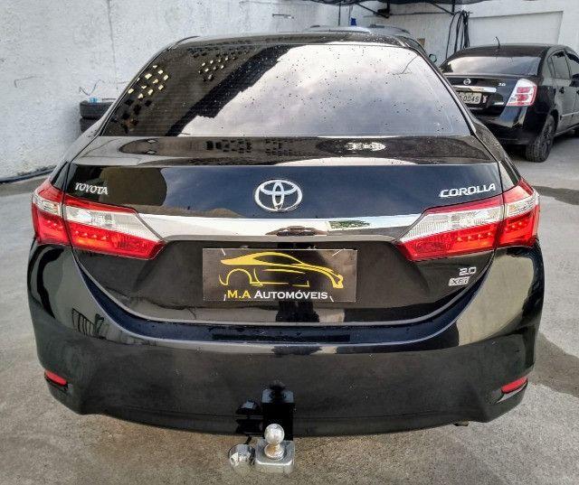 Toyota-corolla valor anunciado tem mais 20 mil de entrada - Foto 6