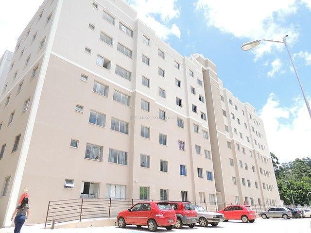 Apartamento à venda com 2 dormitórios em Nova califórnia, Juiz de fora cod:5093