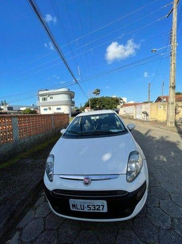 Vendo Fiat Punto Attractive 1.4 Flex 2014/2015 - Foto 8