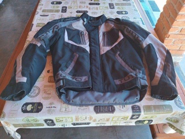 Jaqueta para motociclista tutto - Foto 4