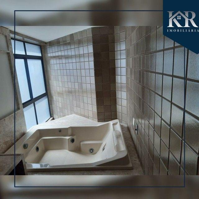 Apartamento com 4 dormitórios para alugar, 290 m² por R$ 6.000,00/mês - Manaíra - João Pes - Foto 9