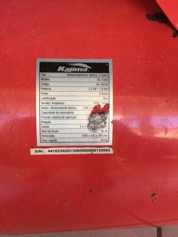 Compressor de Ar Kajima AC 1000 - Foto 4
