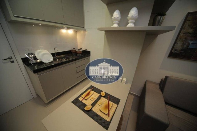 Apartamento com 1 dormitório à venda, 33 m² por R$ 244.500,00 - Jardim Nova Yorque - Araça - Foto 5