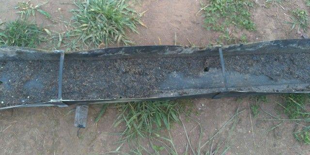 Calhas para plantação em estufa  - Foto 5