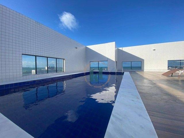 Apartamento com 3 dormitórios à venda, 93 m² por R$ 450.000 - Jardim Oceania - João Pessoa - Foto 17
