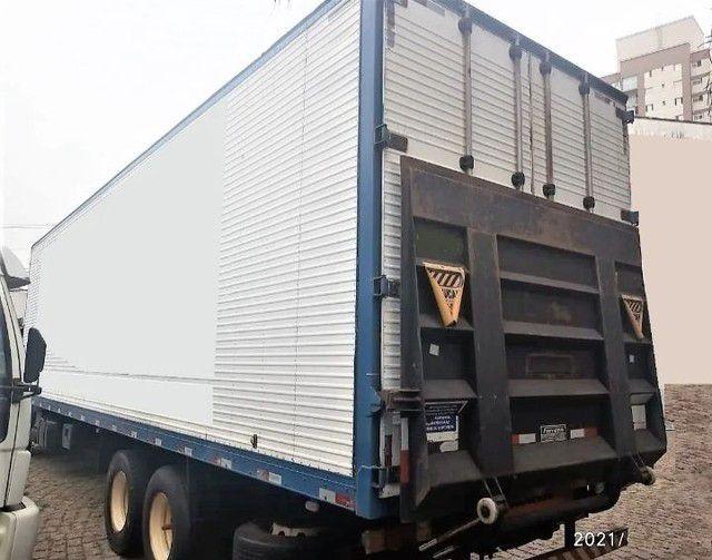 VW 24250 truck teto baú - Foto 2