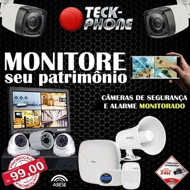 Câmeras de Segurança - Foto 2