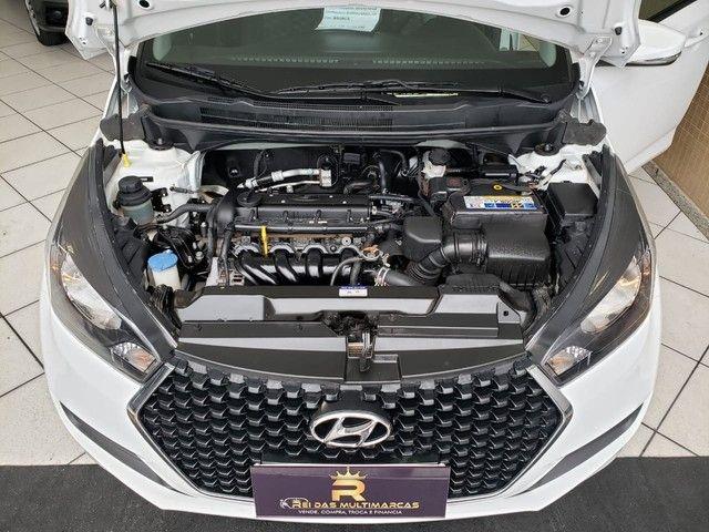 Hyundai Hb20 Ha 1.6 Comfort Plus Branca - 2019 - Foto 8