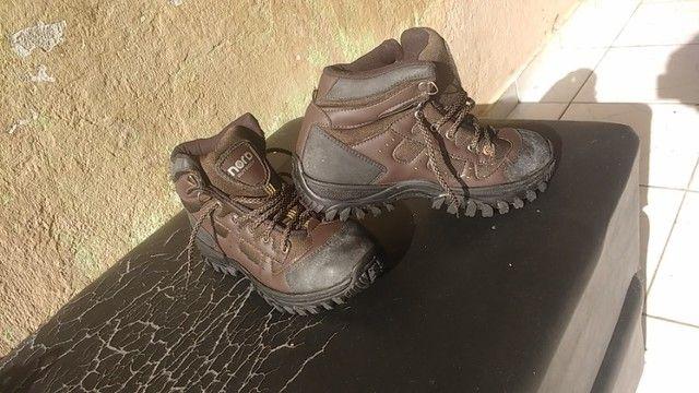 Sapatos estilo bota  - Foto 2