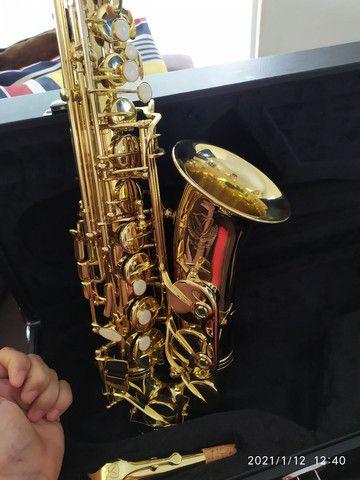 Sax alto Eagle SA501 nunca usado - Foto 5