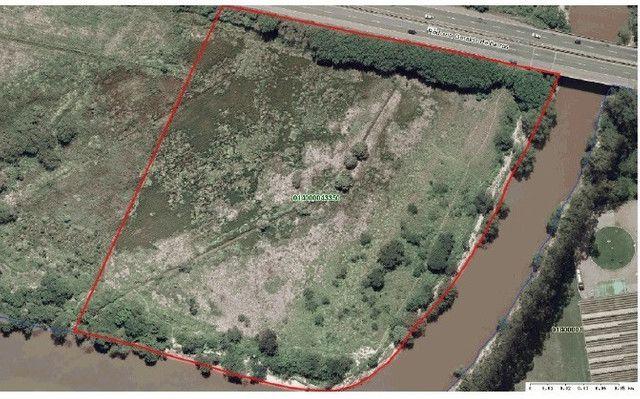 Terreno 17.430 m2 + 13,878 m2 de app - 160 m de frente pra Rodovia - Foto 3