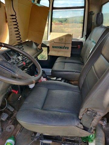 Caminhão Ford Cargo 1317e pipa ano 2006 - Foto 5