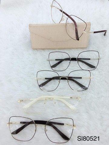 Armações de Oculos feminino - Foto 3