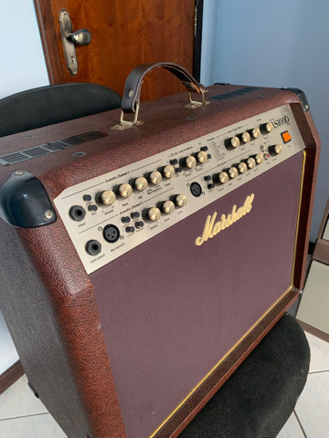 Amplificador Marshall Acoustic AS100D Combo 100W - Foto 2