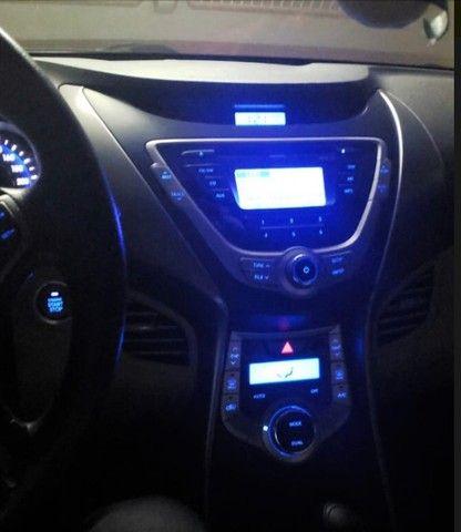 Hyundai Elantra 1.8 16v Gls Aut. 4p - Foto 4