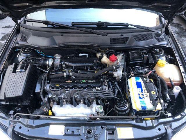 Astra Sedan Advantage 2.0 completo + gnv - Baixa km! Novo demais! IPVA 2021 grátis! - Foto 12