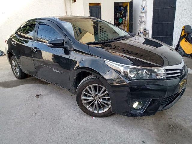 Toyota-corolla valor anunciado tem mais 20 mil de entrada - Foto 3