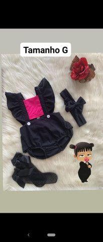Moda bebê/ infantil mini diva - Foto 5