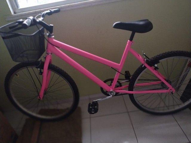 Bicicleta nova com nota fiscal  - Foto 3