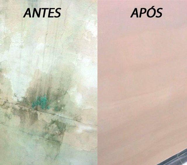 Executo trabalhos de pinturas e massamento de parede retiro marcas de infiltração etc... - Foto 5