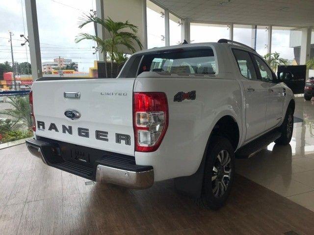 Ford Ranger Limited 3.2 Diesel 4x4 200hp zero km - Foto 8