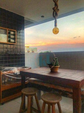 Apartamento com 3 dormitórios à venda, 93 m² por R$ 450.000 - Jardim Oceania - João Pessoa - Foto 2