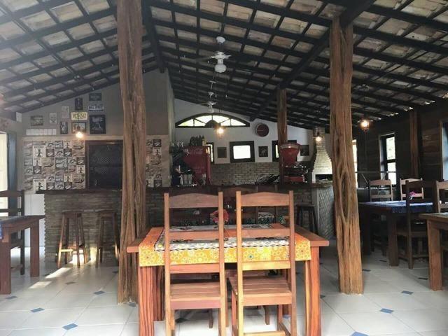 Casa rústica com pousada e restaurante - Foto 8