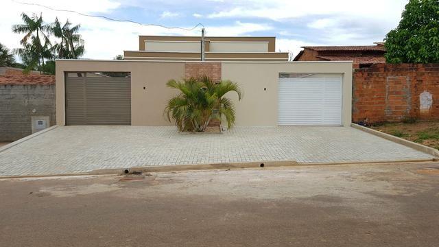 Casa geminada com alto padrão de qualidade