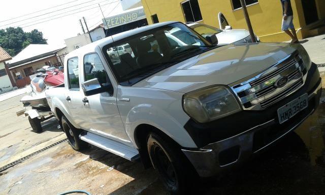Ranger 3.0 2010 diesel pego carro de menor valor