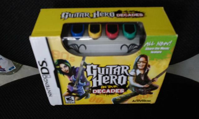 Guitar Hero NDS