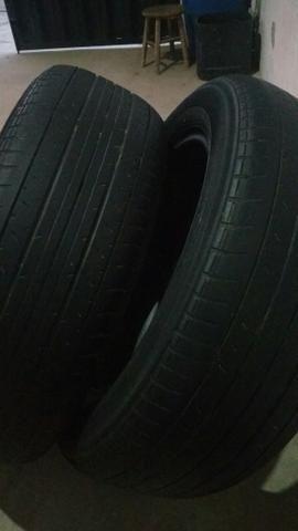 2 pneu aro 17 meia vida