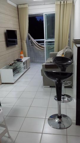 751 - Ap. 02 Qts/01 Suíte - Mobiliado - R$ 2.100,00 c/ taxas - Piedade - Próx. Avenida