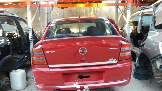 Peças usadas Chevrolet Astra 2.0 8v flex 121cv 2006 câmbio manual
