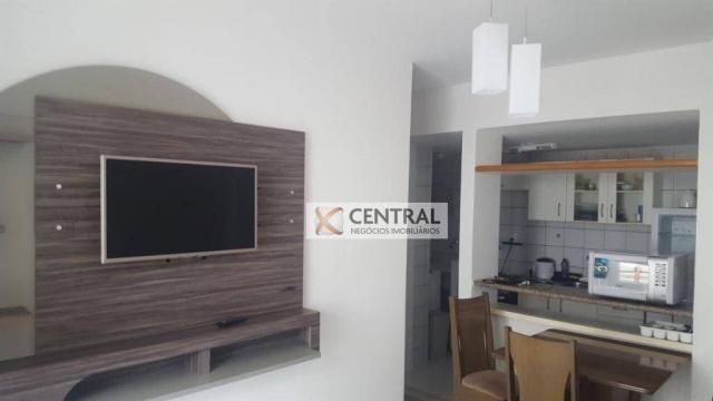 Apartamento residencial para locação, Ondina, Salvador - AP1087.