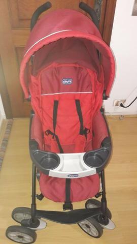 Carrinho Chicco Neuvo + bebe conforto + base para carro