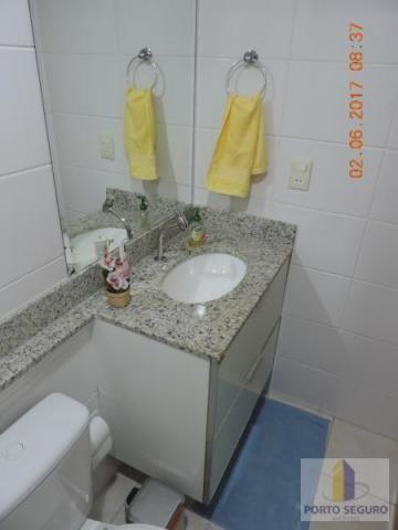Apartamento para venda em vitória, jardim camburi, 2 dormitórios, 1 suíte, 2 banheiros, 1  - Foto 4