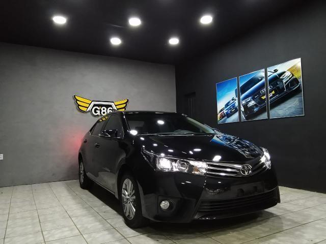 Corolla Altis 2017