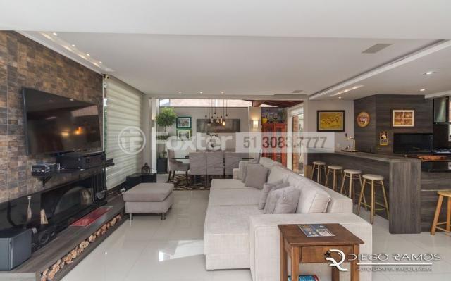 Casa à venda com 4 dormitórios em Central parque, Porto alegre cod:194025 - Foto 4