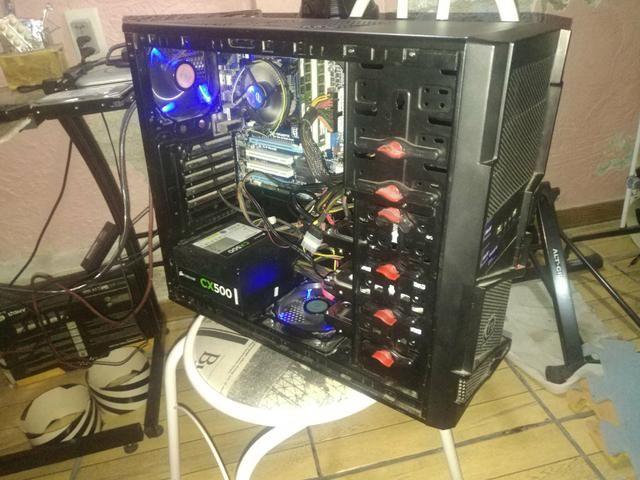 PC Intel Core I5-3570 24GB Ram HD 2TB - Foto 4