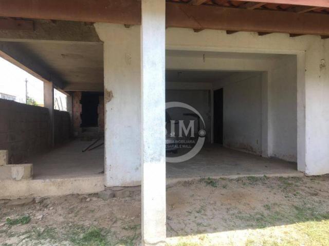 Casa com 5 dormitórios à venda, 350 m² por r$ 390.000 - vinhateiro - são pedro da aldeia/r - Foto 15