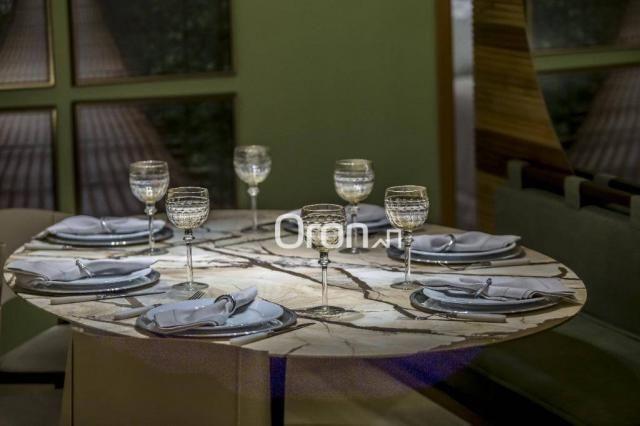 Apartamento com 3 dormitórios à venda, 84 m² por R$ 524.000,00 - Setor Oeste - Goiânia/GO - Foto 8
